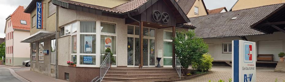 Geschäftsstelle Reichartshausen