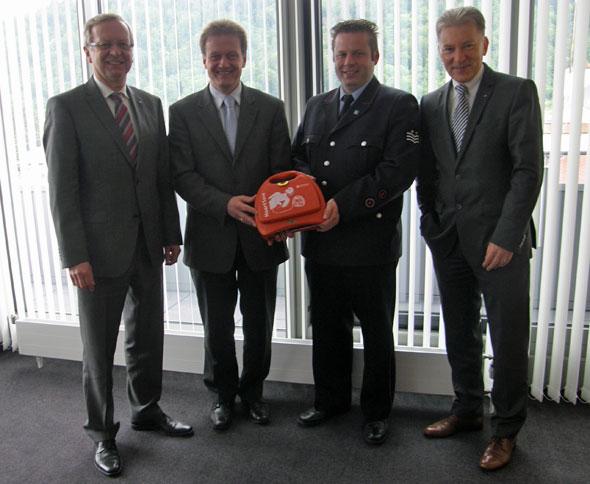 Defibrillator Eberbach