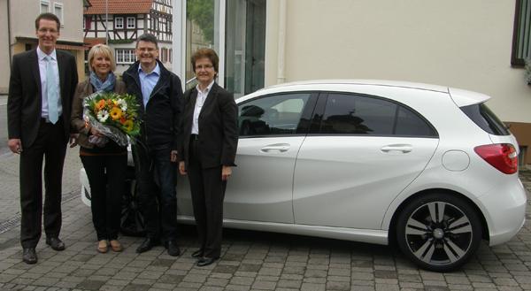 Gewinnsparen Audi A1